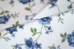 Ткань для штор Azov Roselline C 02- Хлопок