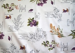 Ткань для штор Mediterraneo Seed 21- Сатин