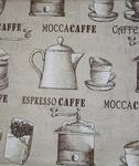 Ткань для штор Java Espresso A 15- Хлопок