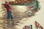 Ткань для штор Arazzo River- Гобелен