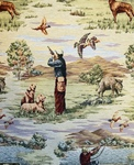 Ткань для штор Arazzo Coto- Гобелен