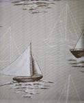 Ткань для штор Azov Bateau 03- Хлопок