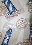 Ткань для штор Azov Phare 02- Хлопок