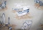 Ткань для штор Azov Plage 02- Хлопок