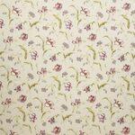 Ткань для штор Tulipa Soft Red Botanica Iliv
