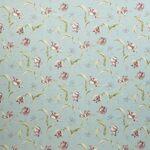 Ткань для штор Tulipa Eau De Nil Botanica Iliv