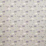 Ткань для штор Baa Baa LAVENDER Henley Iliv