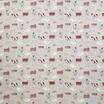 Ткань для штор Baa Baa Peony Henley Iliv