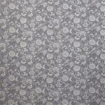 Ткань для штор Bird Garden Print CHARCOAL Henley Iliv