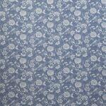 Ткань для штор Bird Garden Print DENIM Henley Iliv