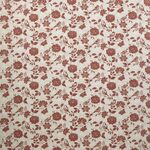 Ткань для штор Bird Garden Print Peony Henley Iliv