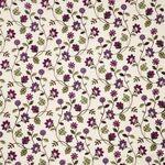 Ткань для штор Kelty Crewel elderberry Moorland Iliv