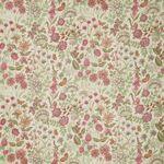 Ткань для штор Field Flowers ROUGE Moorland Iliv
