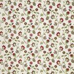 Ткань для штор Kelty Crewel ROUGE Moorland Iliv