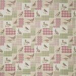 Ткань для штор Moorland Animals ROUGE Moorland Iliv
