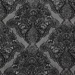 Ткань для штор Orville CHARCOAL Marie Elegancia