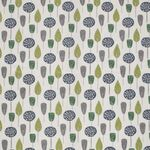 Ткань для штор Scandi Trees Emerald Scandi Iliv