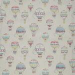 Ткань для штор Balloons Poppy Floral Pavilion Iliv