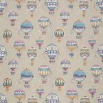 Ткань для штор Balloons COBALT Floral Pavilion Iliv
