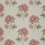 Ткань для штор Camellia Poppy Floral Pavilion Iliv