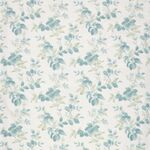 Ткань для штор Kew AQUA Floral Pavilion Iliv