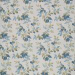 Ткань для штор Kew COBALT Floral Pavilion Iliv
