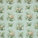 Ткань для штор Waterbirds AQUA Floral Pavilion Iliv