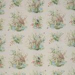 Ткань для штор Waterbirds Velvet ANTIQUE Floral Pavilion Iliv