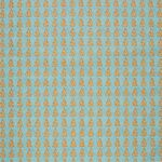Ткань для штор Scandi Pears Tangerine Scandi Iliv