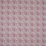 Ткань для штор Leaf Vine CLARET Cotswold Iliv