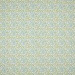 Ткань для штор Leaf Vine JADE Cotswold Iliv