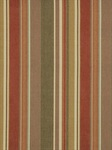 Ткань для штор Dixon-Stripe-Clay Rustic Stripes And Plaids Uph Beacon Hill