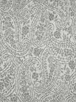 Ткань для штор Camile-Paisley-Silver Silver Beacon Hill