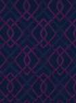 Ткань для штор Wrought-Work-Purple Modern Silk I Beacon Hill