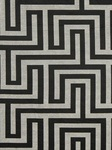 Ткань для штор Olympus-Black-And-White Black And White Beacon Hill