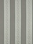 Ткань для штор Meander-Stripe-Pewter Modern Silk II Beacon Hill