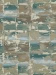 Ткань для штор Annina-Dark-Aqua Modern Silk I Beacon Hill