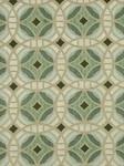 Ткань для штор Perspective-Dark-Aqua Modern Silk I Beacon Hill