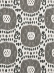 Ткань для штор Shara-Ikat-Black-&-White Outdoor Ikats Beacon Hill