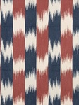 Ткань для штор Ibi-Ikat-Indigo Outdoor Ikats Beacon Hill