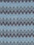 Ткань для штор Sonia-Ikat-Indigo Linen Ikats And Suzanis Beacon Hill