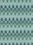 Ткань для штор Sonia-Ikat-Lagoon Linen Ikats And Suzanis Beacon Hill