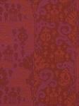 Ткань для штор Cassia-Ikat-Magenta-Red Linen Ikats And Suzanis Beacon Hill