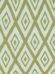 Ткань для штор Lalu-Ikat-Chartreuse Linen Ikats And Suzanis Beacon Hill