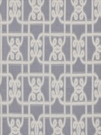 Ткань для штор Carlyle-Gate-Lavender Linen Embroidery And Appliques Beacon Hill