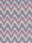 Ткань для штор Oasis-Stitch-Mint Mint Beacon Hill