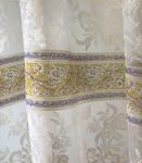Ткань для штор 2910-3313 ORGANZA DEVORE MICROQUARTZ 60-2N Roma Decolux