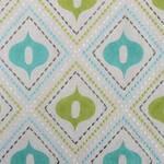 Ткань для штор 300013H-339 Montage Crewels & Print Embroideries Highland Court