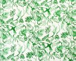 Hummingbird Paradise Green  Aldeco