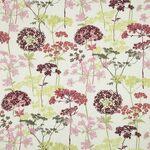 Ткань для штор Hedgerow MAGENTA Meadow Iliv